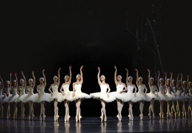 Film And Arts - EL Lago de los Cisnes 1