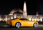 GM - Transformers - Desde el primer film en 2007, la 5ta generacion del Camaro se ha convertido en el personaje mundial Bumblebee