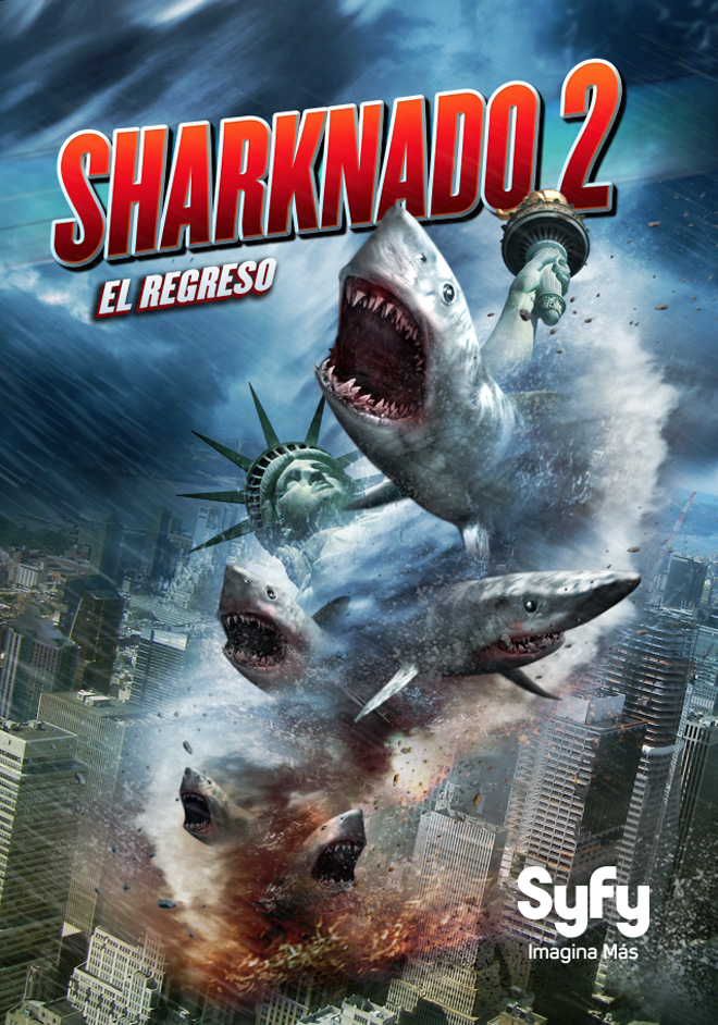 Syfy - Sharknado - El Regreso