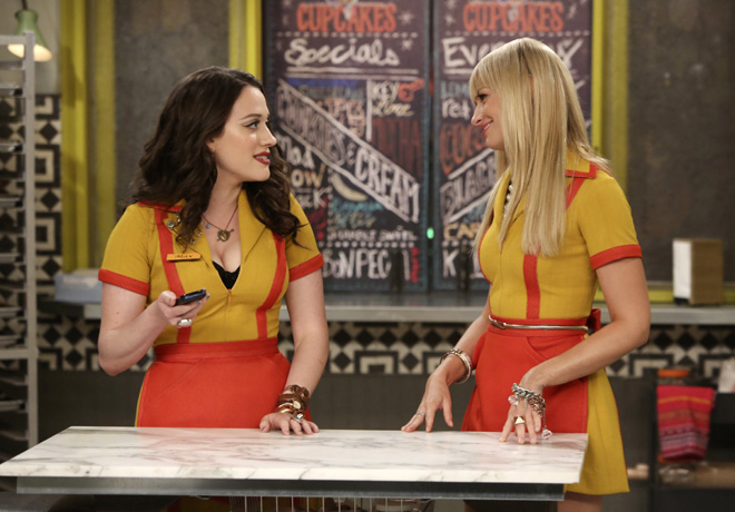 Warner Channel - 2 Broke Girls - Temp 3