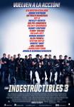Afiche - Los Indestructibles 3