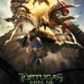 Afiche - Tortugas Ninja