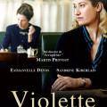 Afiche - Violette