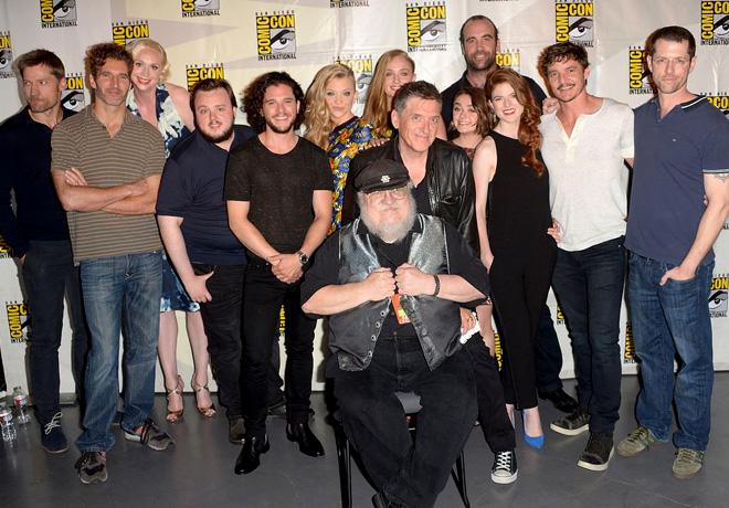 HBO - Game of Thrones Temp 5 - Elenco