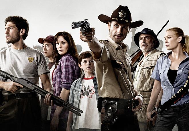 Netflix - The Walking Dead