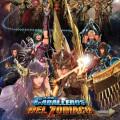 Afiche - Los Caballeros del Zodiaco - Leyenda del Santuario