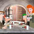 Disney XD - Phineas y Ferb SW 1