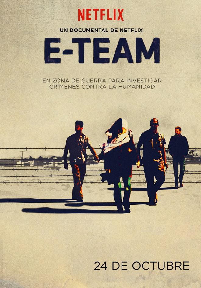 Netflix - E-Team