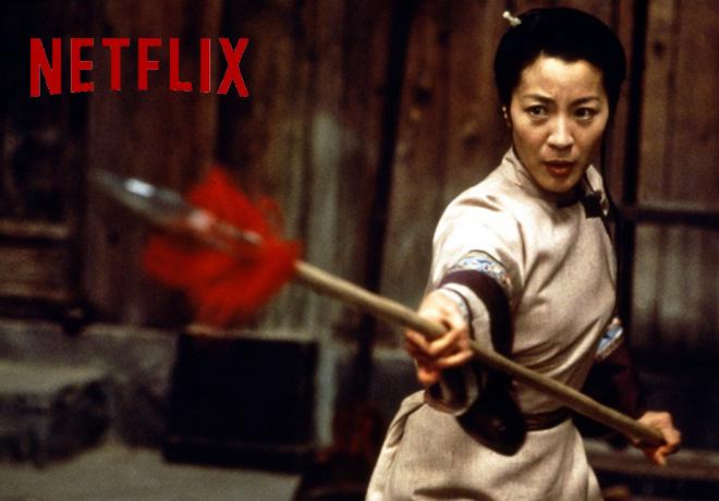 Netflix - El Tigre y el Dragon 2