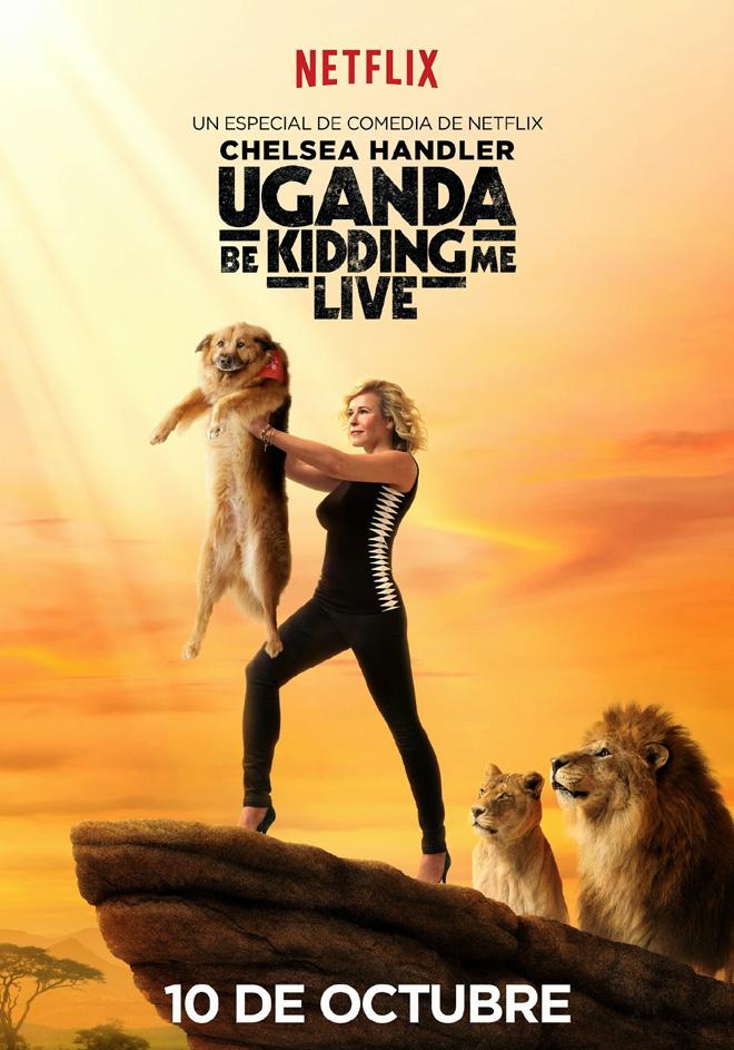 Netflix - Uganda Be Kidding Me Live