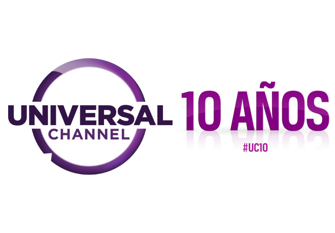 Universal Channel 10 Anios
