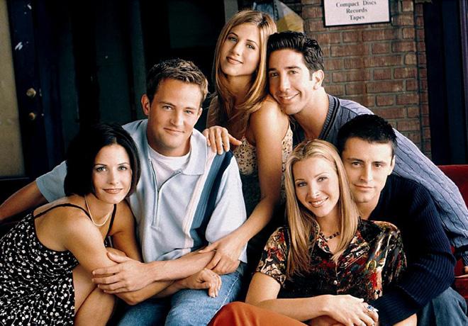 Warner Channel - Friends