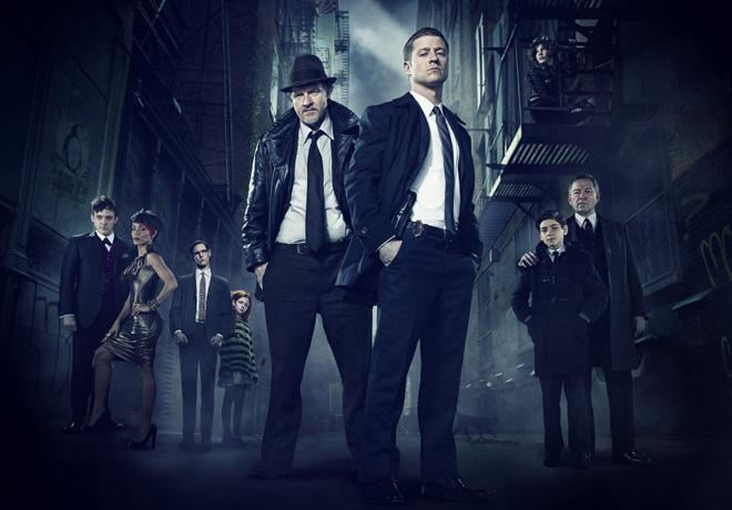 Warner Channel - Gotham 1