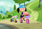 Discovery Kids - El Mundo de Luna 3