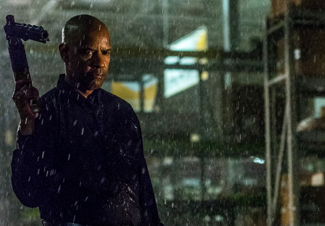 El Justiciero (The Equalizer)