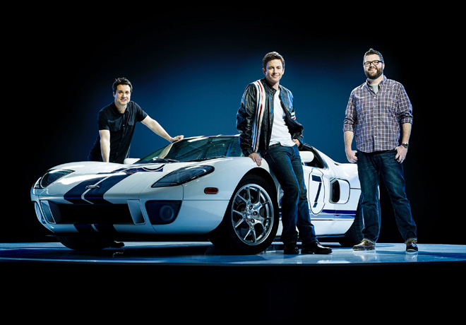 History - Top Gear US - Temp 5