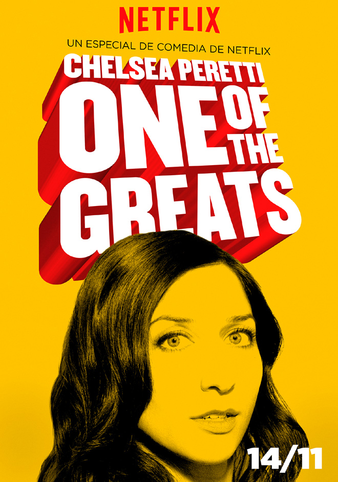 Netflix - Chelsea Peretti - One of the Greats