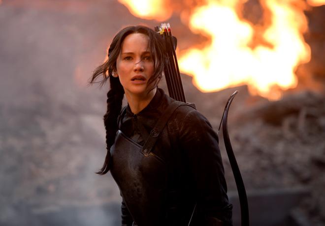 Los Juegos del Hambre: Sinsajo – Parte 1 (The Hunger Games: Mockingjay – Part 1)