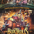 Afiche - Los Boxtrolls