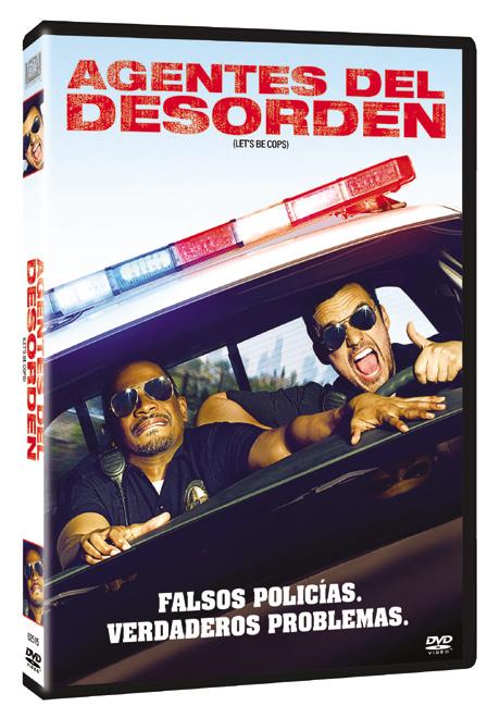Agentes del desorden trailer latino dating 2