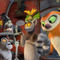 Netflix - All Hail King Julien 2