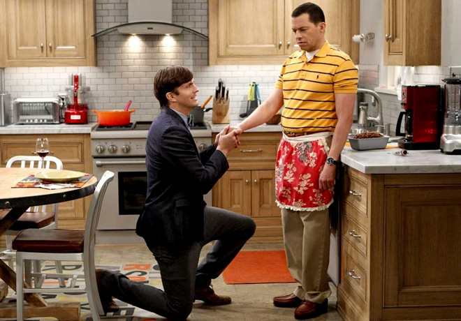 Warner Channel - Two And A Half Men - Temp 12