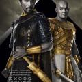 Afiche - Exodo - Dioses y Reyes