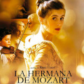 Afiche - La Hermana de Mozart