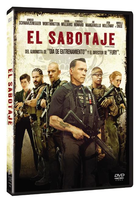 Blu Shine - El Sabotaje