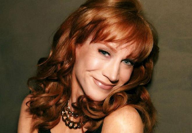 E - Kathy Griffin