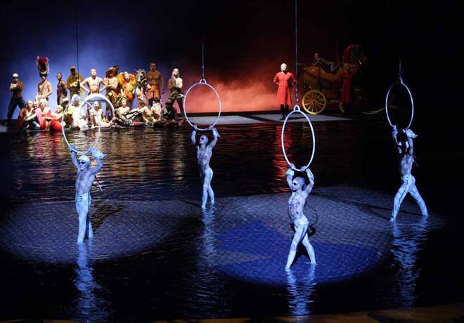Film And Arts - Cirque Du Soleil - Flow