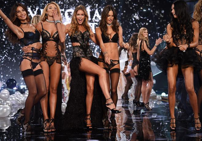 TNT - Victoria Secrets Fashion Show 2014 1