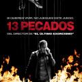 Afiche - 13 Pecados