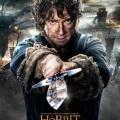 Afiche - El Hobbit - La Batalla de los Cinco Ejercitos