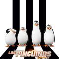 Afiche - Los Pinguinos de Madagascar