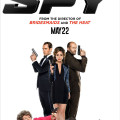 Afiche - Spy