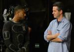 Los 4 Fantasticos - Michael B Jordan y Simon Kinberg