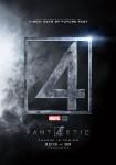 Los 4 Fantasticos - Primer Afiche