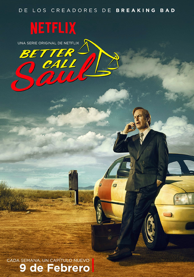 Netflix - Better Call Saul