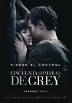 Afiche - Cincuenta Sombras de Grey