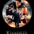 Afiche - Kingsman - El Servicio Secreto