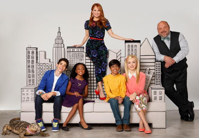 Disney channel realizar el spin off de la exitosa comedia for Cuarto de zuri jessie