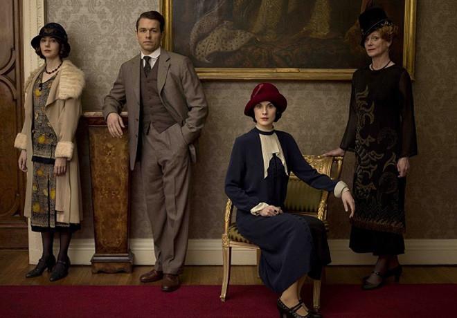 Film And Arts - Downton Abbey  Temp 5 1