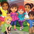 Nickelodeon - Dora y sus Amigos - En la Ciudad