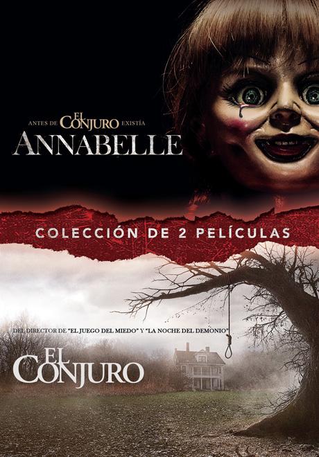 AVH - Pack Anabelle - El Conjuro