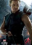 Afiche - Avengers - Era de Ultron - Hawkeye