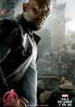Afiche - Avengers - Era de Ultron - Nick Fury
