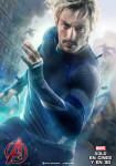 Afiche - Avengers - Era de Ultron - Quicksilver