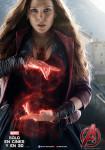 Afiche - Avengers - Era de Ultron - Scarlett Witch