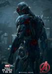 Afiche - Avengers - Era de Ultron - Ultron